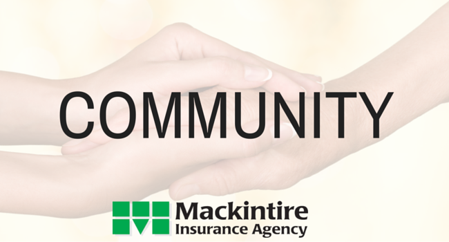 Mackintire in the Community